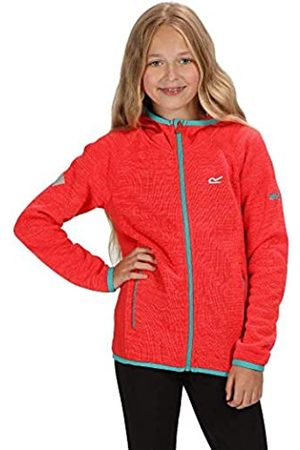 Regatta De Invierno - Dissolver II Extol Stretch Knit Effect Hooded Fleece Forro Polar, Infantil