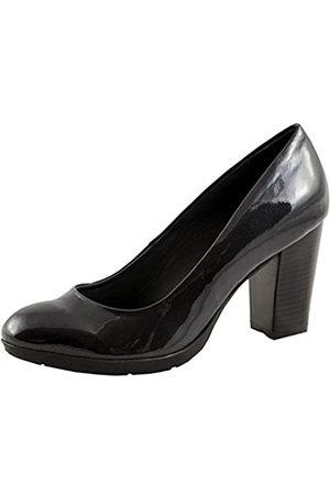 Marc Mujer Tacón - Dilara, Zapatos de Tacón Mujer, (Sheep Venus Black 00875)