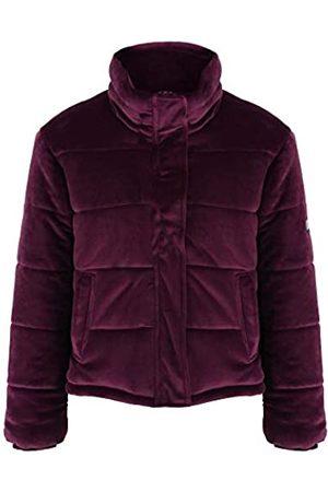 Regatta Mujer De Invierno - Elbury Puffer Chaqueta de tejido aterciopelado con aislamiento Baffled/Quilted Jackets, Mujer