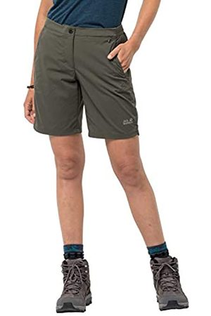 Jack Wolfskin Mujer Bermudas - Mujer Hilltop Trail Shorts W Bermudas