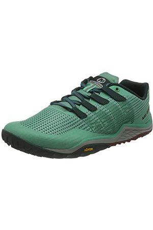 Merrell Mujer Zapatillas deportivas - Trail Glove 5, Cross Trainer Mujer, (Spearmint)