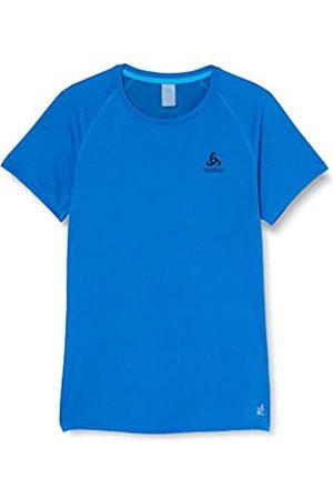 Odlo Hombre Camisetas de interior - Suw Top Crew Neck S/S Active F-Dry Light Camiseta Interior, Hombre