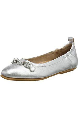 FitFlop Mujer Bailarinas - Ck1-090, Zapatos Tipo Ballet Mujer