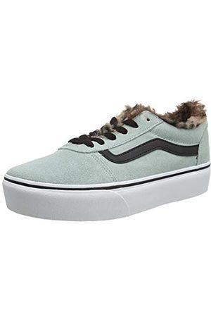 Vans Ward Platform Suede, Sneaker Mujer