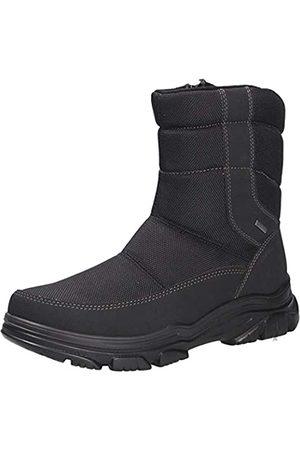 ARA Hombre Botas de nieve - Freno 1124902, Botas de Nieve Hombre, (Black 61)