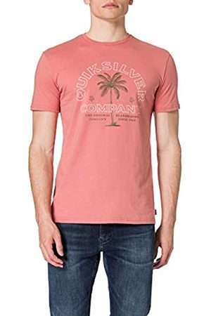 Quiksilver Hombre Camisetas - Shining Hour, Camiseta Hombre, Opacity