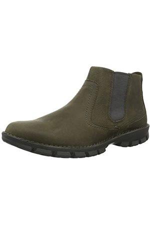 Cat Footwear Hombre Botines - Cat - Hoffman, Botas Chelsea Hombre, (Dark Gull Grey)
