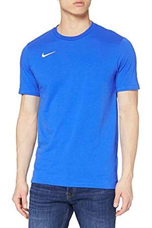 Nike Hombre Manga corta - M tee TM Club19 SS Camiseta de Manga Corta, Hombre, Royal Blue/Royal Blue/Royal Blue/White