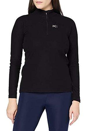 Millet Mujer Abrigos y Chaquetas - K Lightgrid PO W Fleece Jacket, Womens, Black-Noir