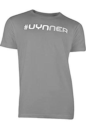 UYN Hombre Manga corta - Club #ner T-Shirt Camiseta Unisex, Hombre