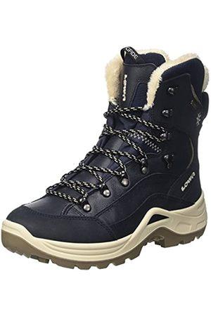 Lowa Renegade Ice GTX WS, Zapatillas de Senderismo Mujer, (Navy_Navy)