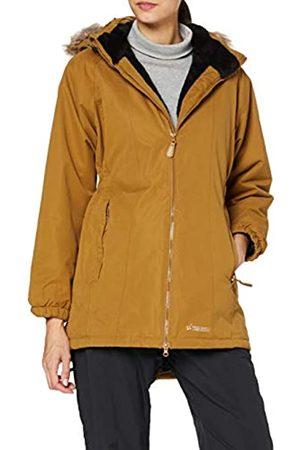Trespass Celebrity - Chaqueta impermeable para mujer con capucha extraíble, Mujer, Chaqueta con capucha extraíble., FAJKRAN20004_GDBXS