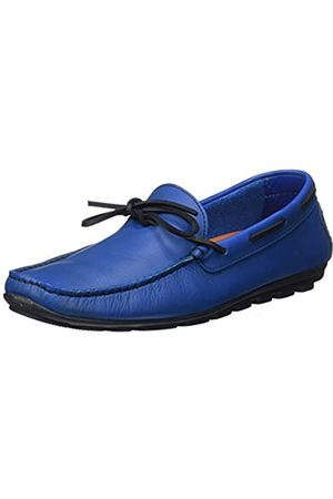 Beppi Casual Shoe, Mocasines Hombre, (Oil Blue)