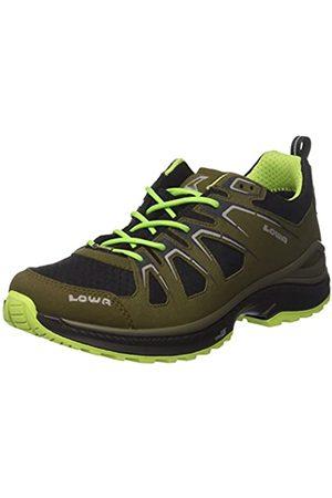 Lowa Innox EVO GTX Lo, Botas de montaña Hombre, (Oliv/Limone)