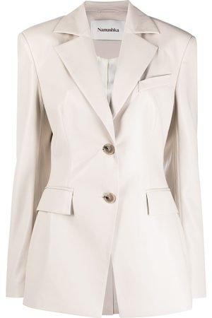 Nanushka Mujer Blazers - Blazer Hathi con botones