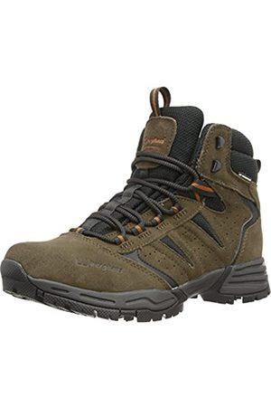 Berghaus Hombre Trekking - Expeditor AQ Trek Tech Boot Am Brn/ORG, Botas de Senderismo Hombre, -Braun (Brown/Burnt Orange)