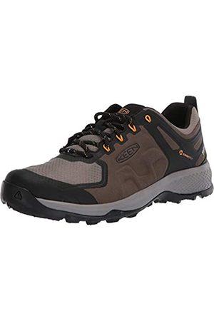 Keen Hombre Trekking - Explore WP, Zapatos para Senderismo Hombre, Canteen/Brindle