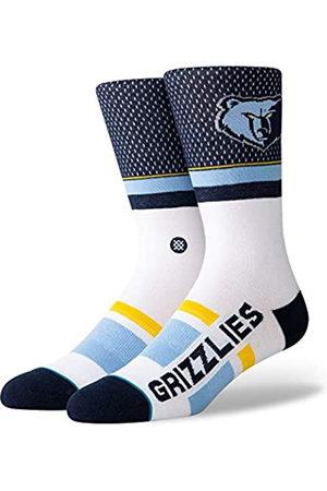 Stance Grizzlies - Calcetines cortos para hombre, Hombre, Calcetines, M545C19GRI