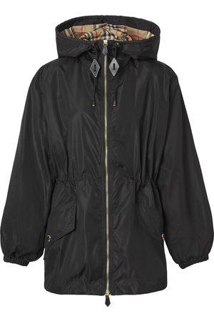 Burberry Mujer Bomber - Lightweight ECONYL® hooded jacket