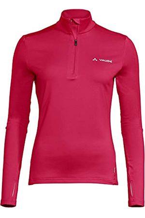 Vaude Livigno II - Media Cremallera para Mujer, Mujer, Suéter pulóver, 42060