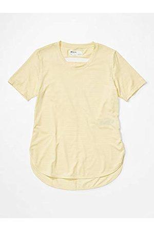 Marmot Ellie Kurzarmshirt Camiseta de Manga Corta para Mujer