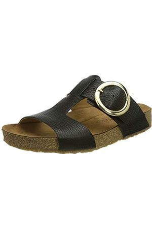 Haflinger Round Buckle Mika, Chanclas Mujer
