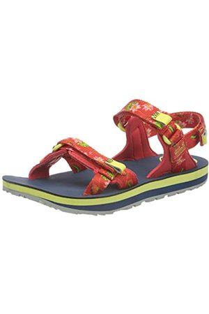 Jack Wolfskin Mujer Zapatillas deportivas - OUTFRESH Deluxe Sandal W, Sandalias de Senderismo Mujer