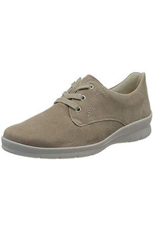 Semler Mujer Con cordones - Xenia, Zapatos de Cordones Derby Mujer, (Panna 028)