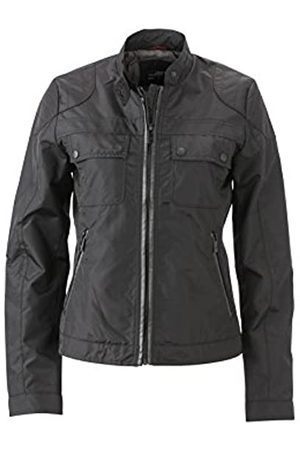James & Nicholson – Biker Jacket Chaquetas, Mujer, Biker Jacket