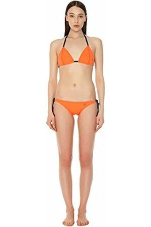 Glide Soul Mujer Bikinis - Mujer Ajustable Cup 0,5 mm Bikini Top – Melocotón/