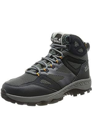 Jack Wolfskin Mujer Trekking - Downhill Texapore Mid W, Zapatillas de Senderismo. Mujer