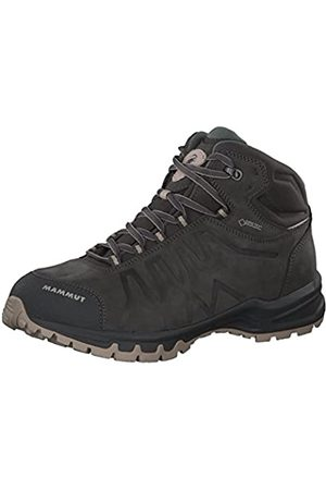 Mammut Hombre Trekking - Mercury III Mid GTX, Zapatos de High Rise Senderismo Hombre, (Graphite-Taupe 0379)