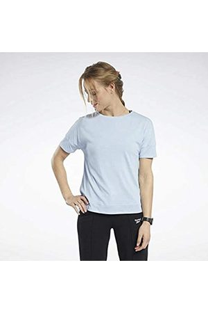 Reebok TS AC+Cotton tee Camiseta, Mujer