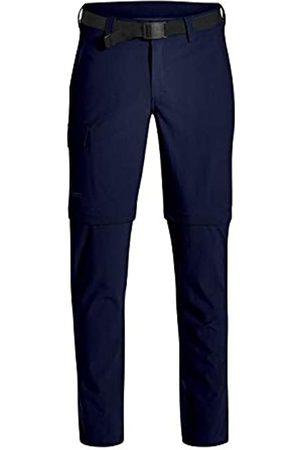 Maier Sports Pantalones de Senderismo para Hombre Torid Slim Zip, Hombre, Pantalones para Senderismo, 133023