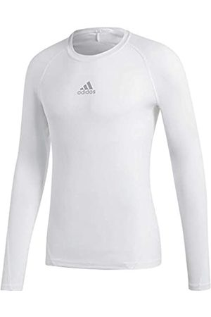 adidas Ask SPRT LST M Long Sleeved t-Shirt, Hombre, White