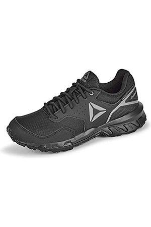 Reebok Ridgerider Trail 4.0 GTX, Zapatillas de Senderismo Hombre, (Black/Grey/Silver 000)