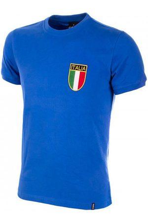 Copa Camiseta Italy 1970's Retro Football Shirt para mujer