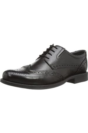 s.Oliver Hombre Calzado casual - Casual, Zapatos de Cordones Brogue Hombre