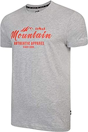 Dare 2B Tee T- Camiseta Lifestyle para Hombre, 100% algodón, Hombre, DMT484 61I80