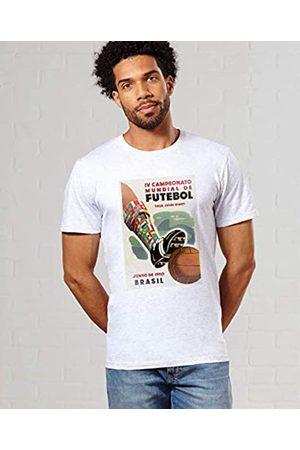 Monsieur Brazil 50 Camiseta, Hombre
