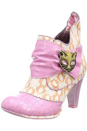 Irregular Choice Miaow, Botas Cortas al Tobillo Mujer, /