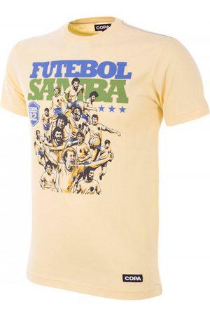 Copa Camiseta Futebol Samba T-Shirt para mujer
