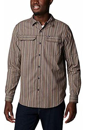 Columbia Silver Ridge 2.0 Camisa de cuadros de manga larga para hombre