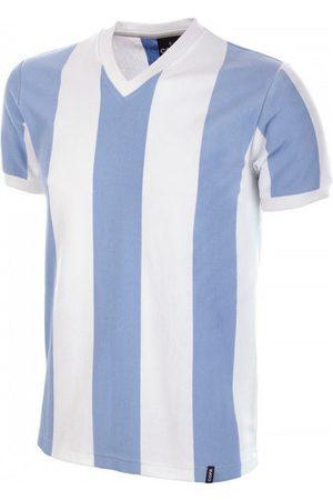 Copa Camiseta Argentina 1960's Retro Football Shirt para mujer