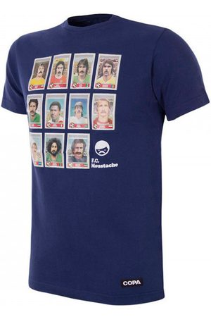 Copa Camiseta Moustache Dream Team T-Shirt para mujer
