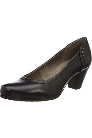 Soft Line 22460, Zapatos de Tacón Mujer, (Black)