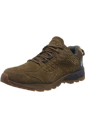 Jack Wolfskin Cascade Hike Lt Texapore M, Zapatos de Low Rise Senderismo Hombre, Dark Wood/Phantom 5691