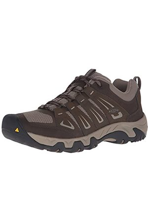 Keen Oakridge, Zapatos de Low Rise Senderismo para Hombre, (Cascade/Brindle)