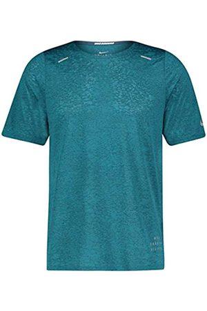 Nike RN Dvn Rise 365 SS Jac, Camiseta Hombre