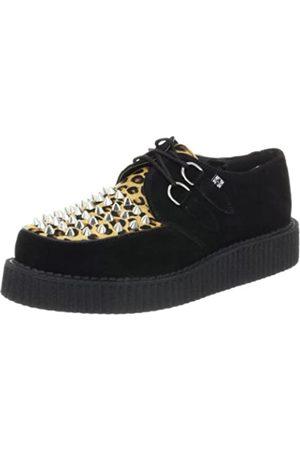 TUK Mondo Lo Creeper with Cone Studs A8363 - Zapatos de Cuero Unisex, Color